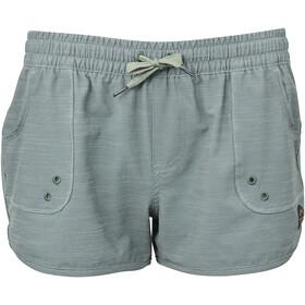 United By Blue Original Hybrid Spodnie krótkie Kobiety, zielony